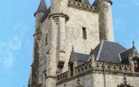Rue – Medieval town – Somme – Picardie