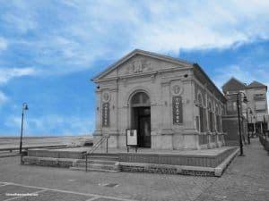 Saint-Valery-sur-Somme - Theatre by the port