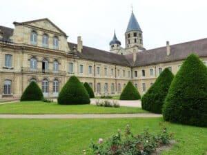 Abbaye de Cluny in Bourgogne