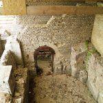 Alesia - Underground room in Monument d'Ucuetis