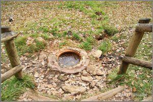 Source de Bard in Vallée des Saints