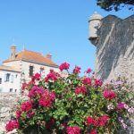 Ile de Noirmoutier - Entrance to the chateau de Noirmoutier