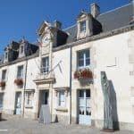 Ile de Noirmoutier - Noirmoutier-en-l'Ile town hall