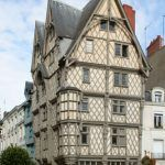 Maison d'Adam - Angers city