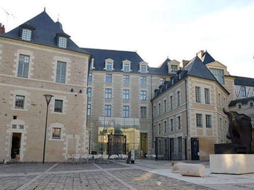 Logis Barrault - Angers city