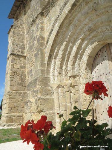 Abbey church of Sallertaine