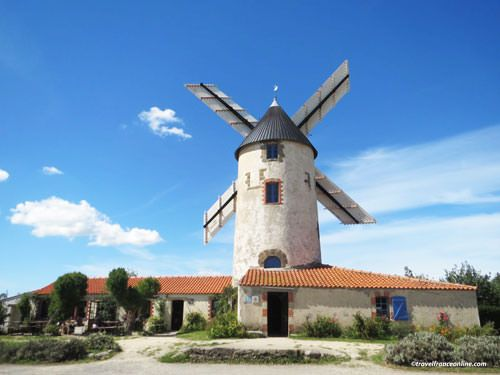 Moulin de Raire