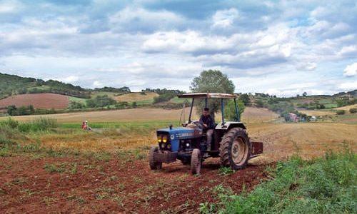 Aveyron landscape