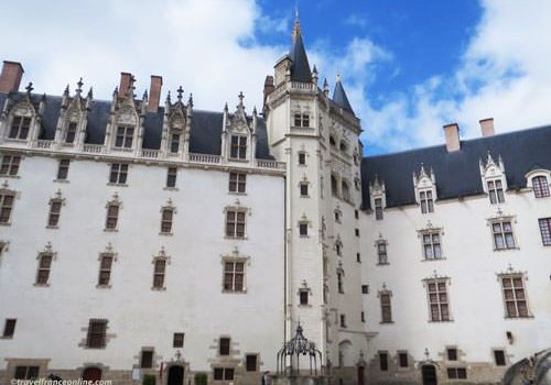 Castle-of-the-Dukes-of-Brittany-Nantes