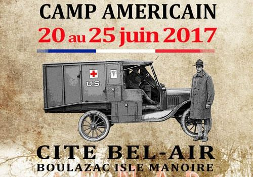 Centenary-of-the-Bel-Air-City-poster-WW1-Centennial-American-Expeditionary-Forces-Base-Hospital-Perigueux