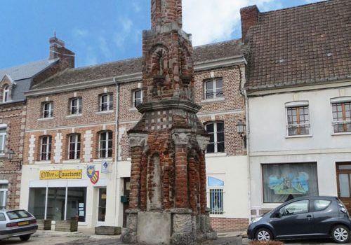 Crecy-en-Ponthieu-Croix-du-Bourg