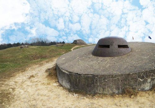 Fort of Douaumont - Observatory