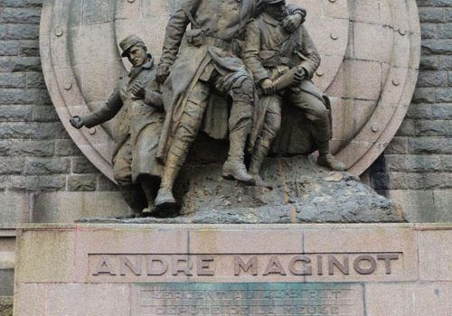 Maginot-Monument-near-Fleury-devant-Douaumont