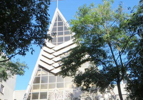 Saint-Marcel Church in Paris