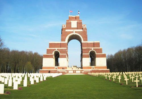 Traveling-to-the-WWI-Battlefields-from-the-UK-Thiepval